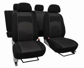 калъфи за седалки направени по мярка Vip FIAT DUCATO II 2+1 (1994-2006)