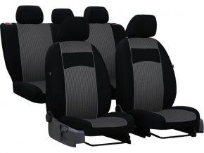 калъфи за седалки направени по мярка Vip KIA STONIC (2017→)