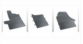 Гумени стелки за FIAT DUCATO 3брой 2014-