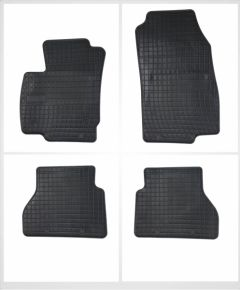 Гумени стелки за FORD B-MAX 4брой 2012-