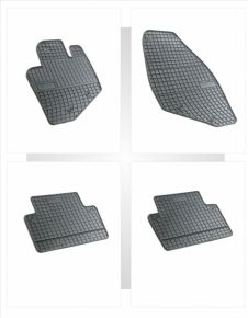 Гумени стелки за VOLVO S60 4брой 2000-2009