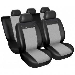 калъфи за седалки Premium за PEUGEOT 407