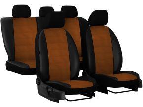 калъфи за седалки направени по мярка кожени DACIA LOGAN II (2012-2018)