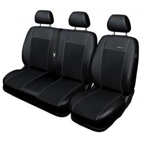 калъфи за седалки Premium за PEUGEOT BOXER I 2+1