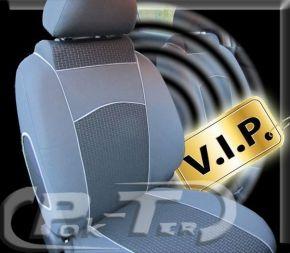 калъфи за седалки направени по мярка Vip FORD TRANSIT (2000-2014)
