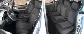 калъфи за седалки направени по мярка Tailor Made За PEUGEOT PARTNER II Tepee 5m. (2008-2018)