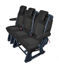 калъфи за седалки направени по мярка Tailor Made За Ford Transit Custom -2018