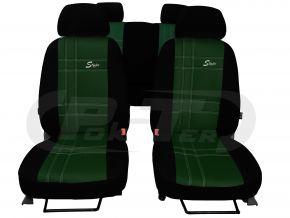 калъфи за седалки направени по мярка кожа Stype TOYOTA AYGO II