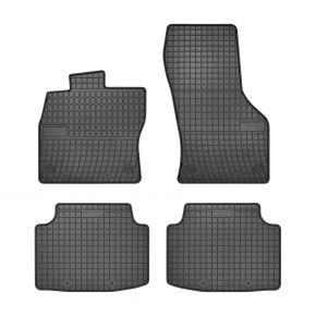 Гумени стелки за VOLKSWAGEN PASSAT B8 4брой 2014-up