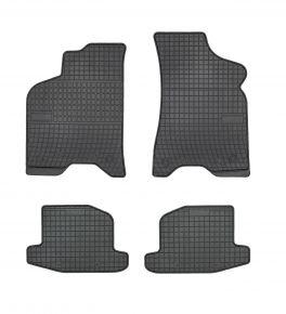Гумени стелки за SEAT AROSA 4брой 1997-2005