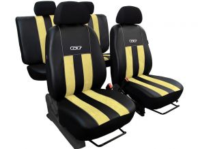 калъфи за седалки направени по мярка Gt FIAT 500