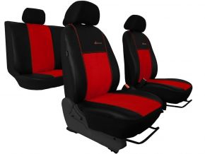 калъфи за седалки направени по мярка Exclusive HONDA JAZZ