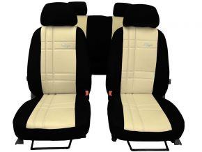 калъфи за седалки направени по мярка кожа Stype MERCEDES SPRINTER IV 7m.  (2018→)
