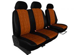 калъфи за седалки направени по мярка кожени CITROEN BERLINGO 2+1 (1996-2015)