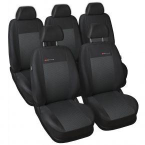 калъфи за седалки Elegance за OPEL ZAFIRA C (5 места), 644-P3