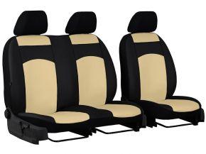 калъфи за седалки направени по мярка кожа CITROEN BERLINGO 2+1 (1996-2015)