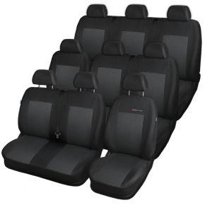 калъфи за седалки за RENAULT Trafic 9 лица, 86-P3