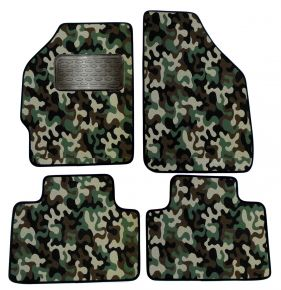 Текстилни стелки, мокети за Fiat Punto II 1999-2005 4брой
