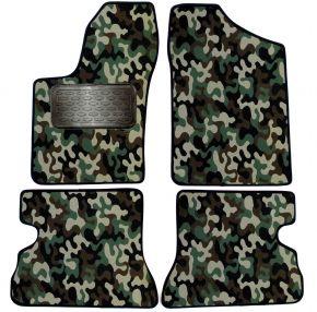 Текстилни стелки, мокети за Fiat Seicento 4брой 1998-2009