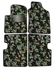 Текстилни стелки, мокети за Fiat 500 2007-2012 4брой