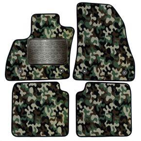 Текстилни стелки, мокети за Fiat 500L 2012-up 4 брой