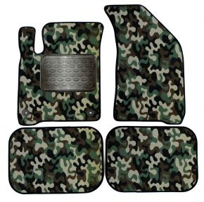 Текстилни стелки, мокети за Fiat Freemont 2008-up 4 брой