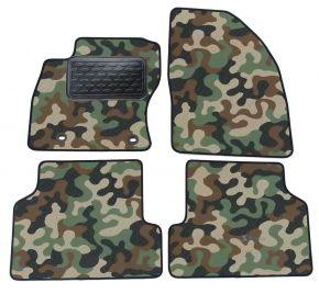 Текстилни стелки, мокети за Ford Focus II 2005-2010  4брой