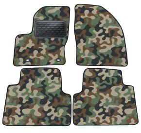 Текстилни стелки, мокети за Ford Focus C-Max I   2003-2010 4брой