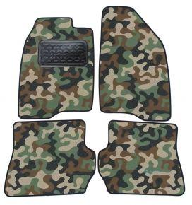 Текстилни стелки, мокети за Ford Fusion 2002-2009 4брой