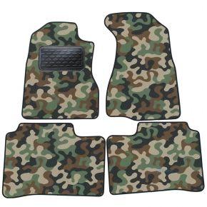 Текстилни стелки, мокети за Honda CRV  2001-2005  4брой