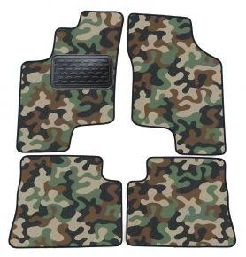 Текстилни стелки, мокети за Hyundai Getz 2003-up 4брой