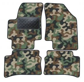 Текстилни стелки, мокети за Hyundai Accent 2006-up 4брой