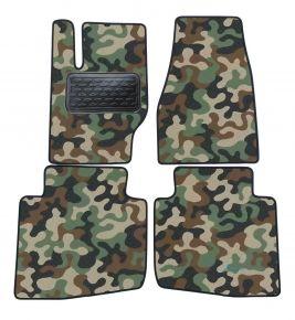 Текстилни стелки, мокети за Jeep Comander 2006-2010