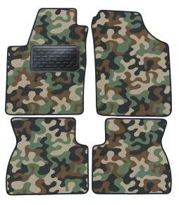 Текстилни стелки, мокети за Kia Picanto I  2007-2011  4брой