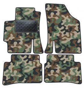 Текстилни стелки, мокети за Kia Rio II 2005-2011  4брой