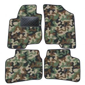 Текстилни стелки, мокети за Kia Cee'd 3D 2007-2013 4брой