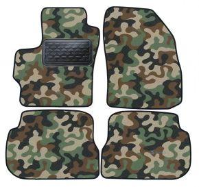 Текстилни стелки, мокети за Mazda 3 2004-2009  4брой