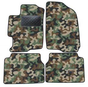 Текстилни стелки, мокети за Mazda 6  2002-2007 4брой