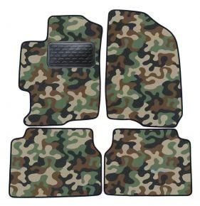 Текстилни стелки, мокети за Mazda 6  2008-2012  4брой