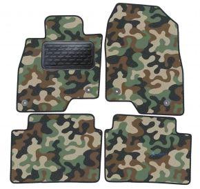 Текстилни стелки, мокети за Mazda 6 2013-up 4 брой