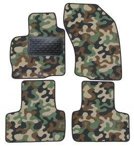 Текстилни стелки, мокети за Mitsubishi Outland 02-10/C-CROSS PEUG 4007 ASX