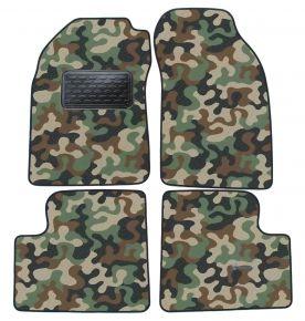Текстилни стелки, мокети за Nissan Micra K11  1992-2002 4брой