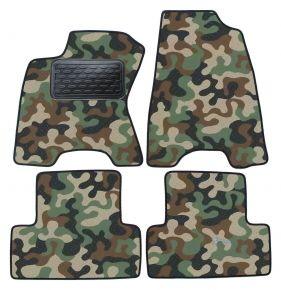 Текстилни стелки, мокети за Nissan X-trail  T31 2007-2011