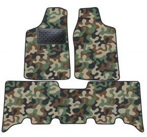 Текстилни стелки, мокети за Opel Frontera 1999-2004 4брой