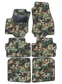 Текстилни стелки, мокети за Opel Zafira B 2005-2011  4брой