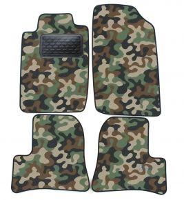 Текстилни стелки, мокети за Peugeot 206 , 206+ 1998-2005 4брой