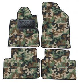 Текстилни стелки, мокети за Peugeot 407 2004-2011 4брой