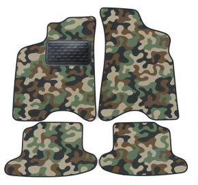 Текстилни стелки, мокети за Seat Arosa 1997-2005 4брой