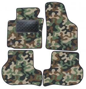 Текстилни стелки, мокети за Seat Leon 2006-2012 4брой