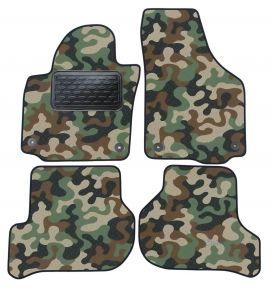 Текстилни стелки, мокети за Skoda Yeti / Golf 5 Plus